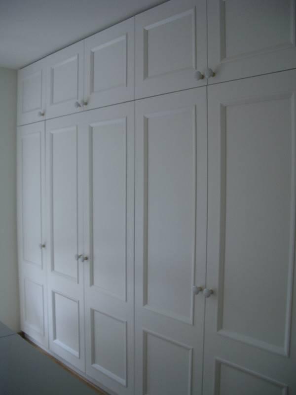 Wandkast Voor Kleding.Meubels Maken Op Maat Kledingkasten Inloopkasten