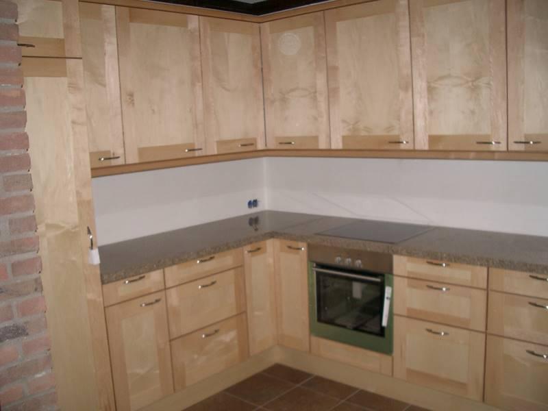 Keuken Wandkast : Keuken wandkast maken keukenmodule schuine wand