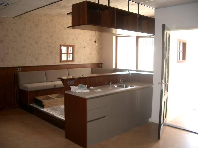 Eethoekbank Keuken: Oostenrijkse hoekbank in eiken ben lamers meubelen ...